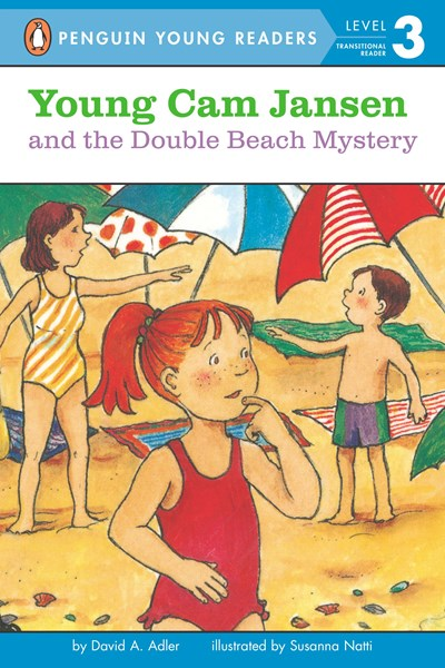 Young Cam Jansen and the Double Beach Mystery ( Young CAM Jansen #09 )