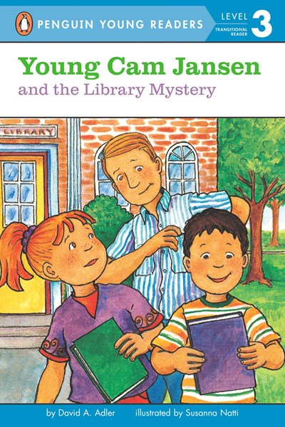 Young Cam Jansen and the Library Mystery ( Young CAM Jansen #07 )