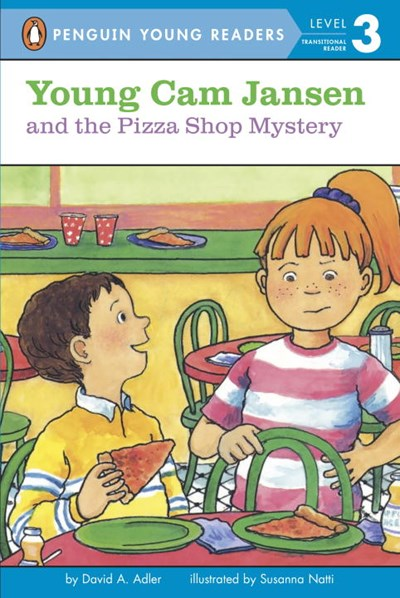 Young CAM Jansen and the Pizza Shop Mystery ( Young CAM Jansen #6 )