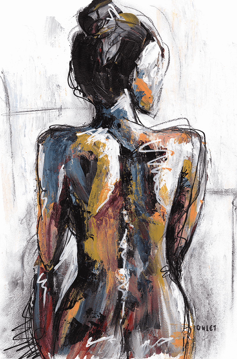Life Painting Print