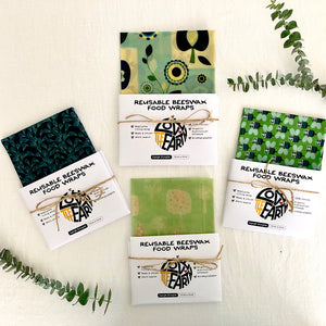 LARGE SINGLES BEESWAX WRAPS