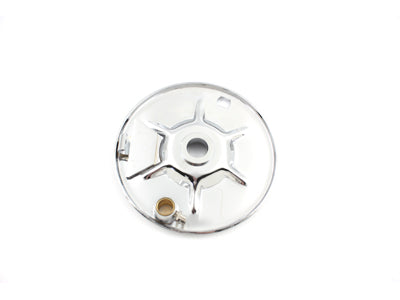 Rear Mechanical Brake Backing Plate Chrome