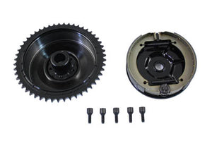 Rear Mechanical Brake Drum Kit Black