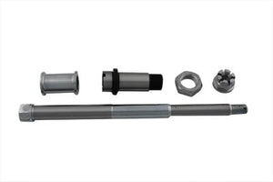 Chrome Front Axle Kit