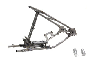 Rigid Hardtail Rear Frame Section