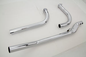 Shovelhead Upsweep Exhaust Header