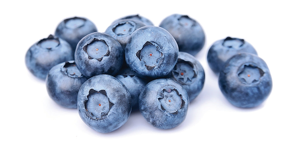 Seriously Healthy Blueberries
