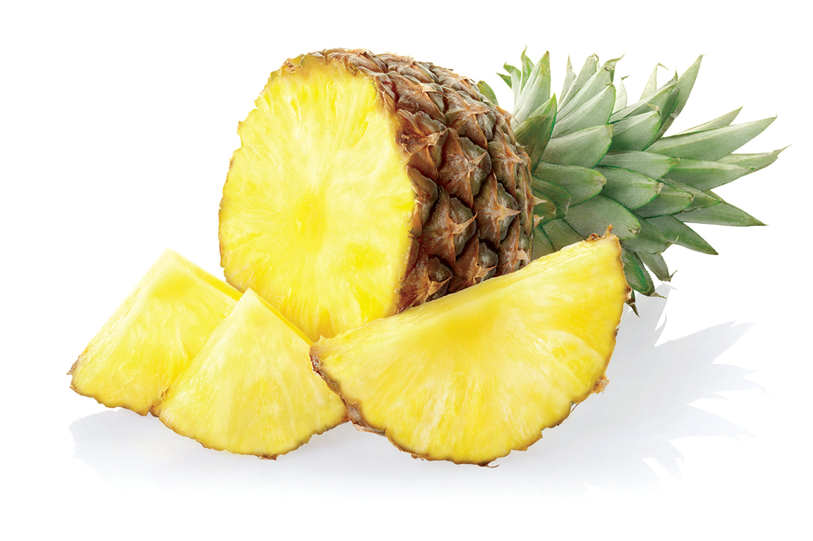 Seriously Healthy Pineapple