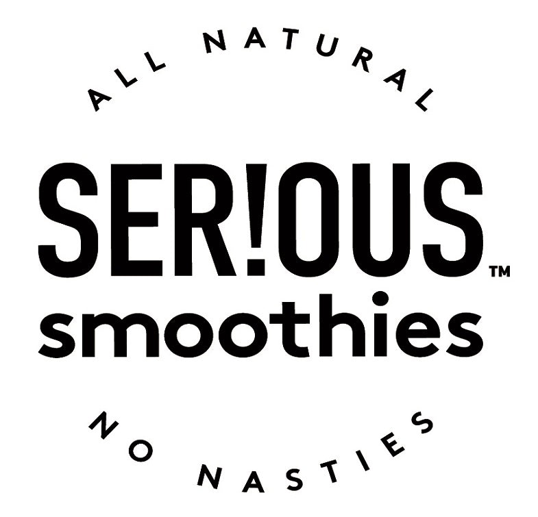 Serious Smoothies logo