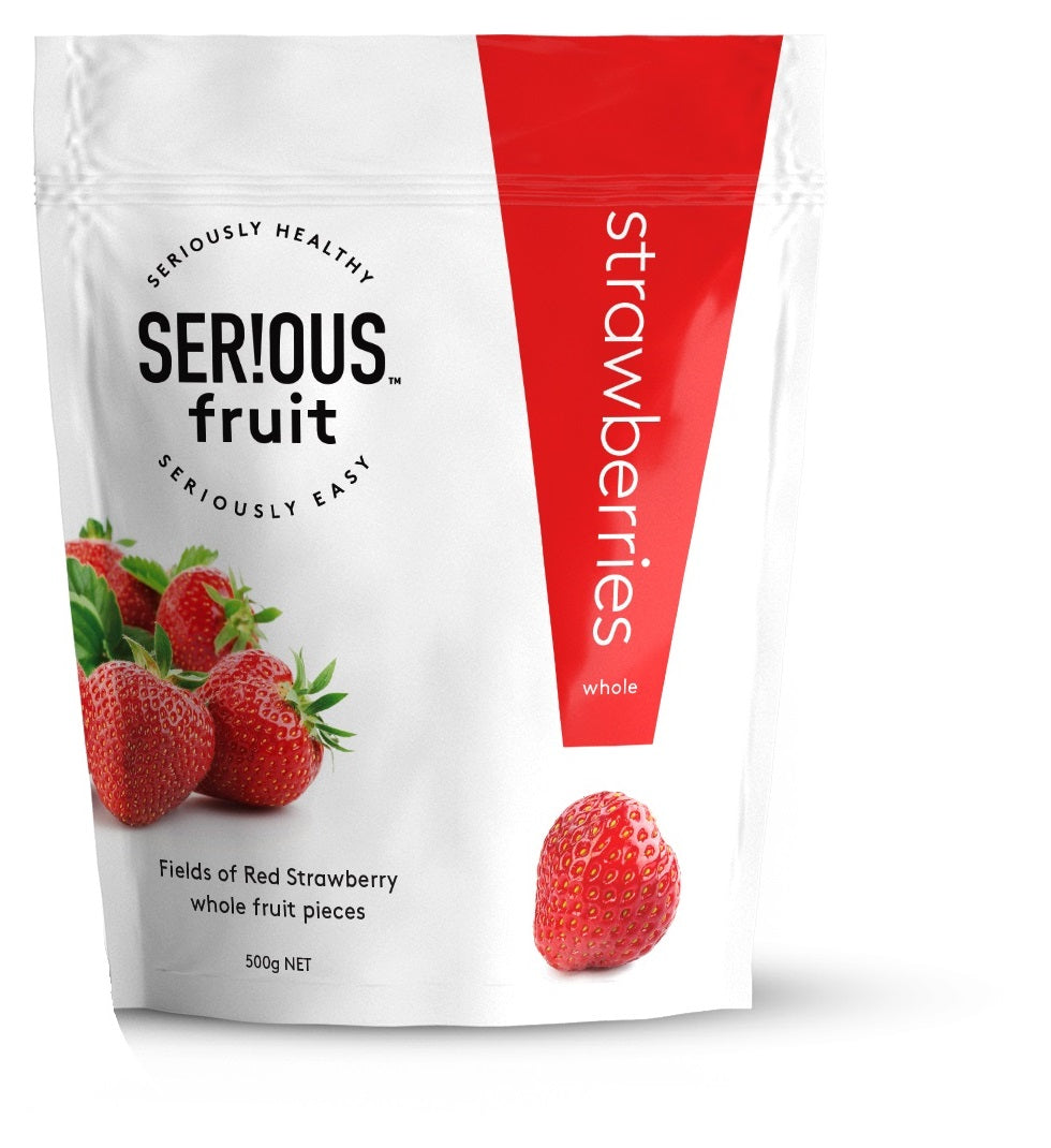 Serious Fruit Strawberries