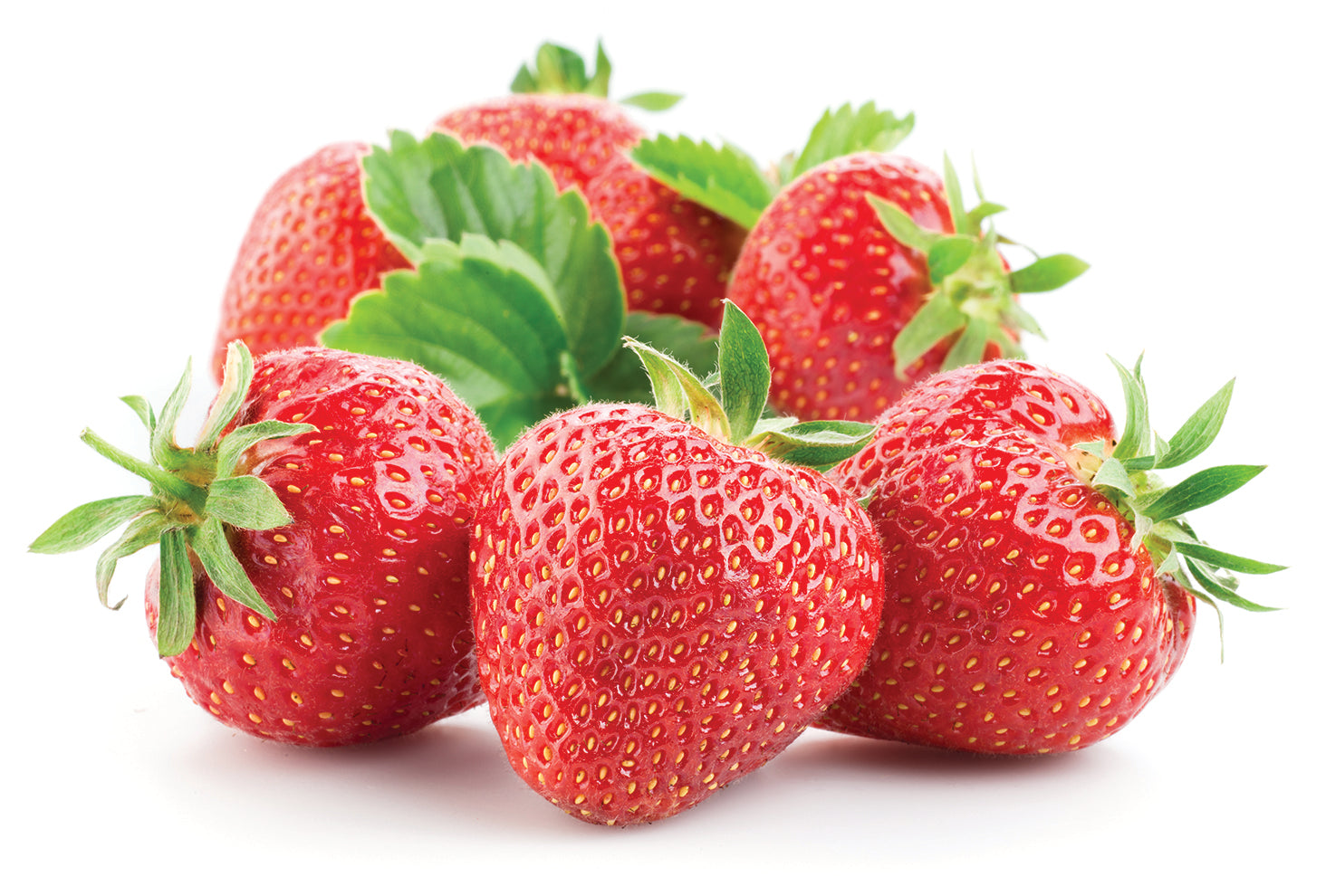 Seriously Healthy Strawberries