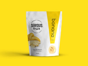 Serious Fruit Banana 12 x 500