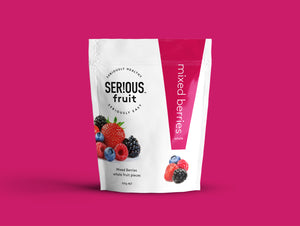 Serious Fruit Mixed Berry 12 x 500