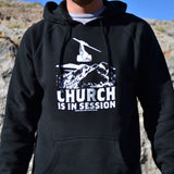 Church is in Session Hoodie
