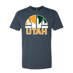 Utah Basketball Skyline