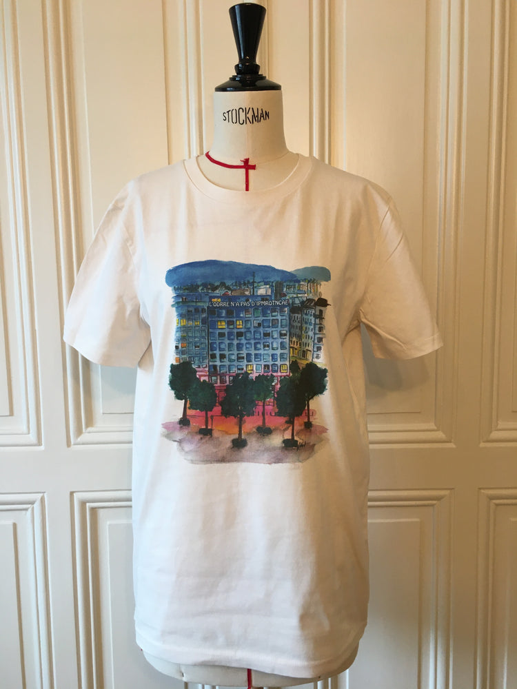 T-Shirt Plainpalais
