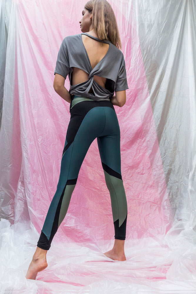 Leggings Mirleft Greeny