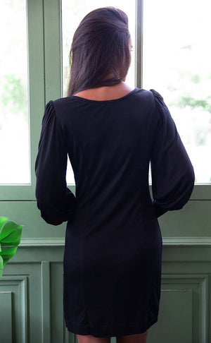 Freesia dress - Black