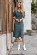 OLESYA A-Line DRESS