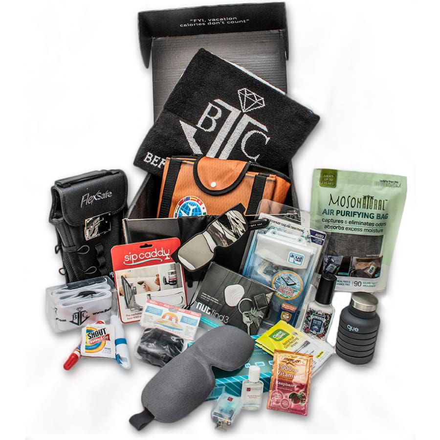 Black Diamond Voyage Gift Box