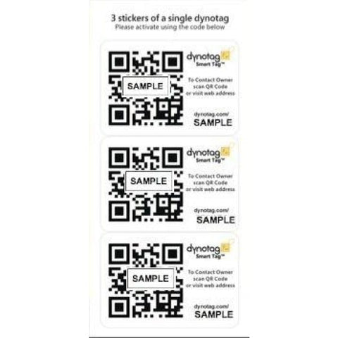 Dynotag Web Enabled Smart Tags