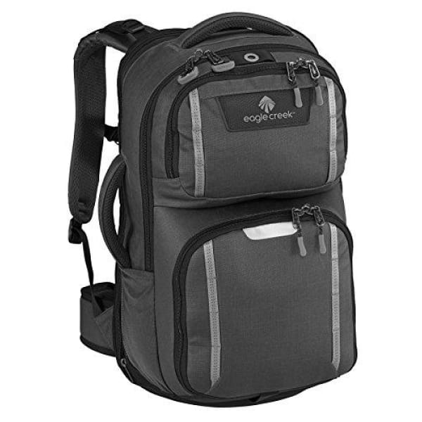 Eagle Creek Mission Control Backpack, Asphalt Black