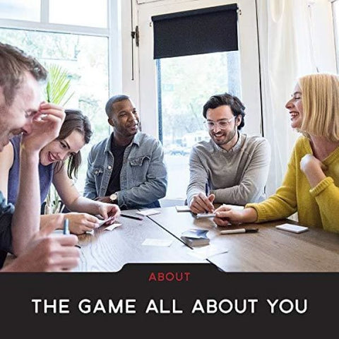 Hot Seat Adult Card Game-The Adult Party Game About Your Friends