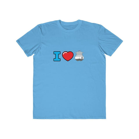 I Heart Cruising–Unisex Lightweight Fashion Tee