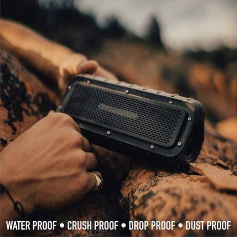 MacroBoom by RoamProof-Waterproof Bluetooth Speakers, IPX7