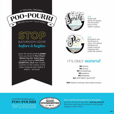 Poo~Pourri-Ship Happens 2oz Bottle