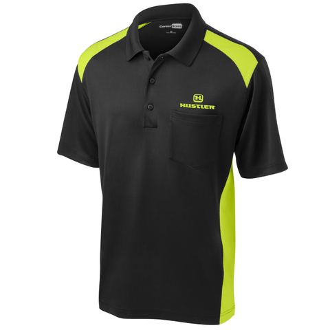 Hustler CornerStone® Select Snag-Proof Pocket Polo