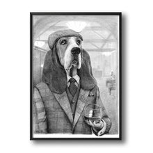 Load image into Gallery viewer, Mr Basset