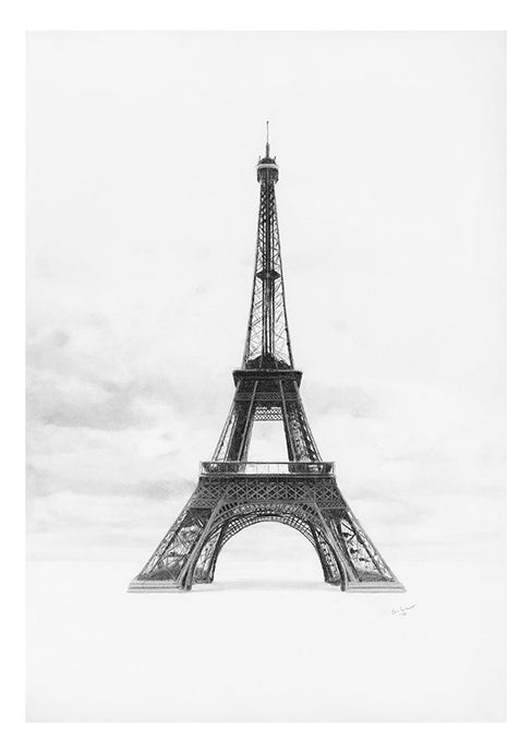 I dreamt I was in Paris
