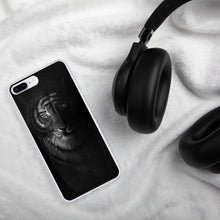Load image into Gallery viewer, Tiger in the dark - iPhone Case