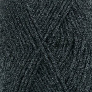 Drops Merino Extra Fine - Dark Grey Mix - 03