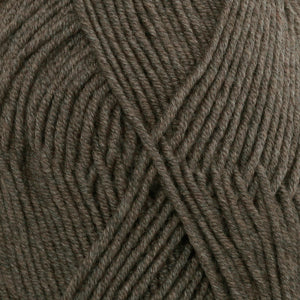 Drops Merino Extra Fine - Brown Mix - 06