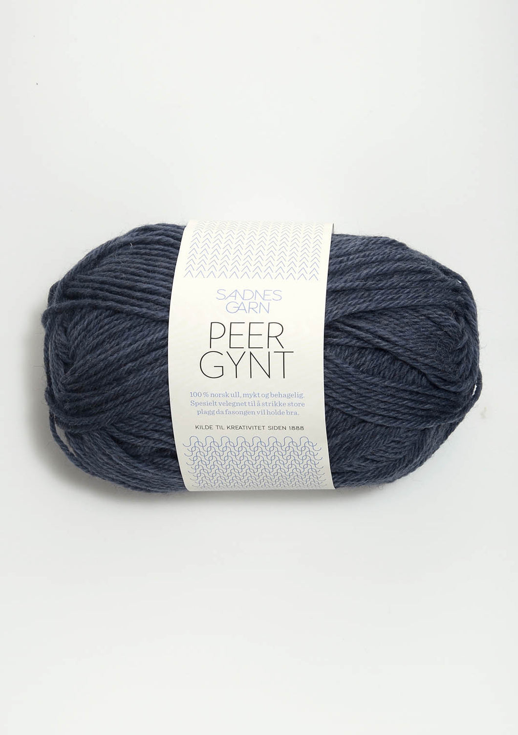 Sandnes Peer Gynt  - Dark Denim 6072