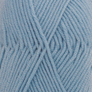 Drops Merino Extra Fine - Light Grey Blue - 19