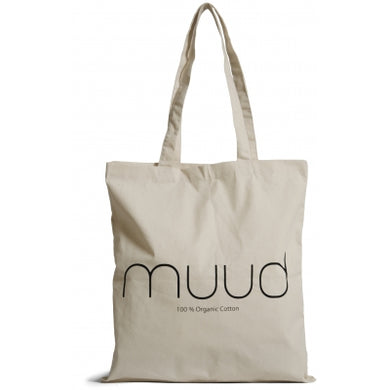 100% ORGANIC COTTON SHOPPER by muud