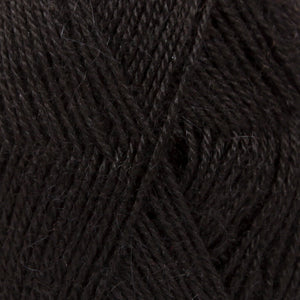 Drops Alpaca - Black - 8903