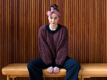 Load image into Gallery viewer, Yrsa - Contemporary Sweater Knitting Pattern