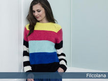 Load image into Gallery viewer, Polly Sweater Knitting Pattern