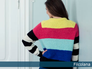 Polly Sweater Knitting Pattern