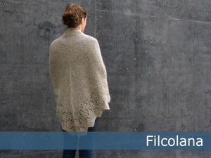 Tiliana Shawl Knitting Kit