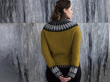 Load image into Gallery viewer, Mejse Sweater Knitting Pattern