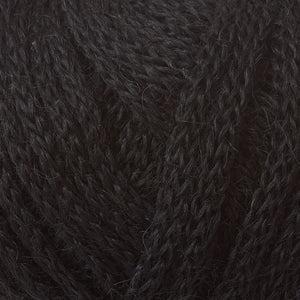 Lana Gatto Alpaca Superfine - Black 7613