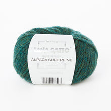 Load image into Gallery viewer, Lana Gatto Alpaca Superfine - Forest Green 9069