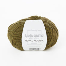 Load image into Gallery viewer, Lana Gatto Royal Alpaca - Dark Green 9158