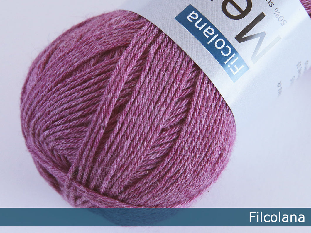 Filcolana Merci - Mulberry - 608