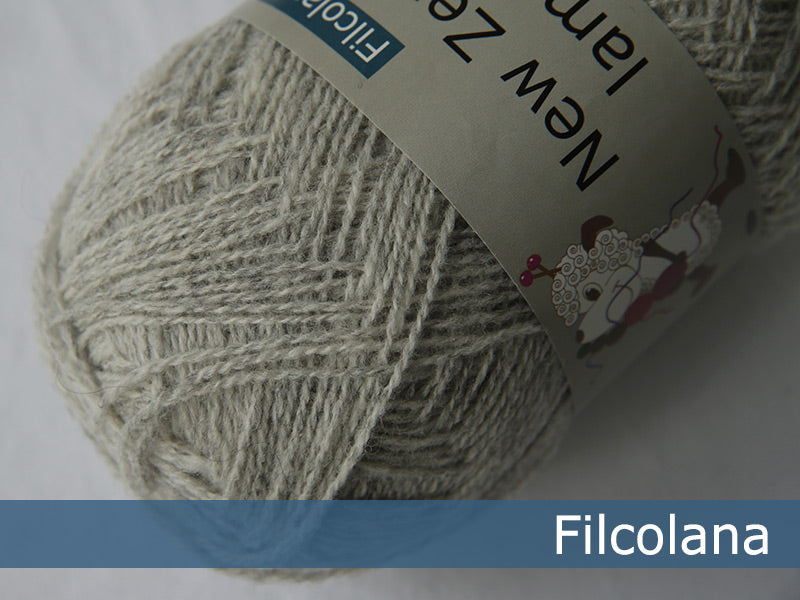 Filcolana Saga - Very Light Grey (melange) - 950